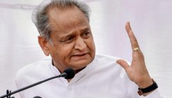 People of Delhi taught a lesson to BJP: Gehlot