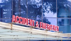 Labourer's fingers severed in accident at KMF