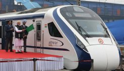 Vande Bharat Express completes a year in service