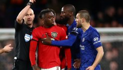 Chelsea ban Man United fans for homophobic chants