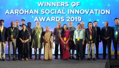 10 social innovators get awards from Infosys