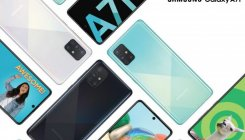 Samsung Galaxy A71 with 64MP quad-camera launched