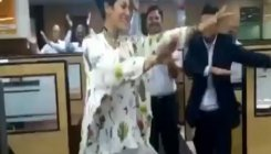 Welspun India CEO wins hearts by dancing with employees