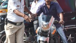 My tryst with a traffic cop