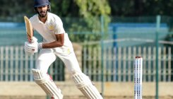 Ranji Trophy: Karnataka 14/2 on rain-hit Day 1