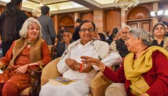 One advice to Nirmala, resign: Chidambaram