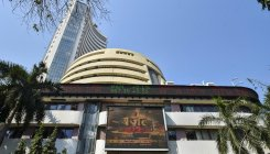 Sensex ends 153 pts lower; Nifty slips below 12,100