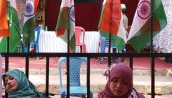 Two women at Bilal Bagh protest launch hunger strike
