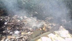 Garbage burning rampant in Bengaluru