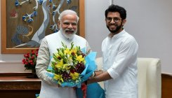 Several Maha-related issues discussed with PM: Aaditya