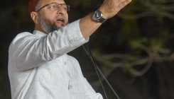 Stay away if you support another country: Owaisi