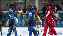 Sri Lanka beat West Indies by one wicket in first ODI