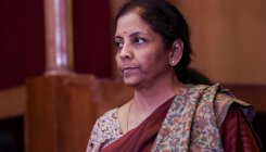 Need to enhance global risk monitoring: Sitharaman