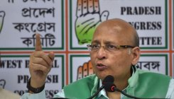 Time now to identify strong leaders in Cong: Singhvi