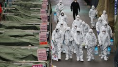 South Korea raises virus alert level to 'highest'
