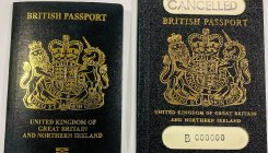 UK to revert to old passport colour from next month
