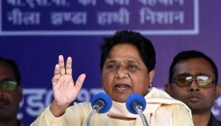 Mayawati accuse BJP of 'slow death' to reservation