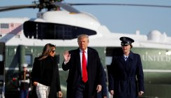 US Prez Trump ready for warm embrace, adulation