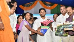 Jagan's big push for weaker section students' education