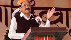 Naidu rejects outside interference in country's affairs