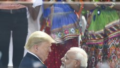 Modi proof that Indians can accomplish anything: Trump