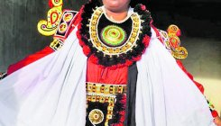 Muslim woman's passion for Yakshagana