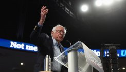 Sanders wins big in Nevada but some Democrats worry