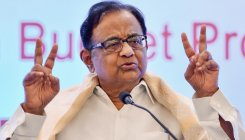 Anti-CAA flex board falls on dais at Chidambaram event