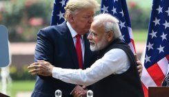 Modi, Trump agree to start talks on 'bigger trade deal'