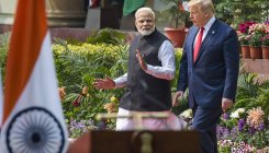 Modi, Trump oppose China's bid on South China Sea code