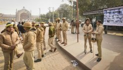 HC orders action against cops for caning AMU students