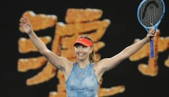 Goodbye, tennis: Maria Sharapova announces retirement