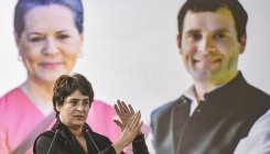 BJP leader Kapil Mishra's speech shameful: Priyanka