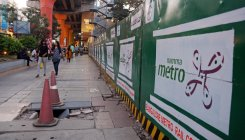 Metro to build Jalahalli to Nagasandra service road
