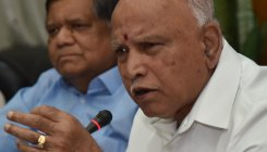 Next round of cabinet expansion in April : Yediyurappa