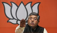 Judge transfer routine, Cong playing politics: Prasad