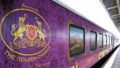Golden Chariot to begin operation from March 22