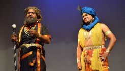 120th show of play with Duryodhana as focus
