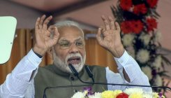 PM Modi lays foundation stone of Bundelkhand Expressway