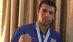 Sumit Sangwan's doping ban lifted