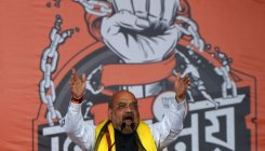 Shah's remark creates CM candidate flutter in WB BJP