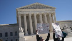 US SC hears case that could set future of abortion