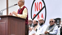 Did Harsh Mander instigate violence in Jamia speech?