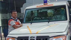 Ambulance driver reaches Bengaluru in 4.30 hours