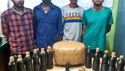 3 grads, college dropout held with drugs worth Rs 50L