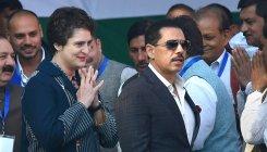 Priyanka, Robert Vadra are politics' Bunty, Babli: BJP