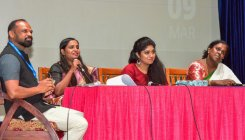 Women achievers share stories, struggles at event