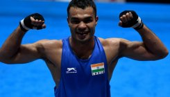 Olympic-bound Vikas enters final of Asian Qualifiers