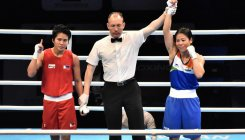 It's performance which stays: Mary Kom