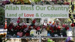 A year after NZ shooting, tributes adorn Al Noor mosque